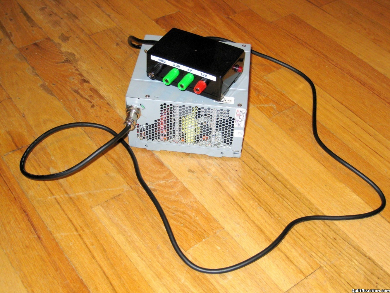 DIY Power Supply « Split Reaction